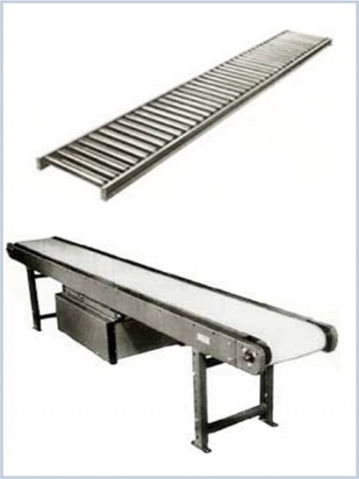 Murtech offers a wide variety of stainless steel conveyors to suit your company specific needs.